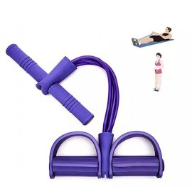 Fitness Body foot exercise pull rope