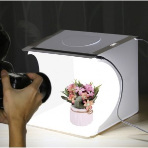 Portable Photo Studio Light Box 23cm